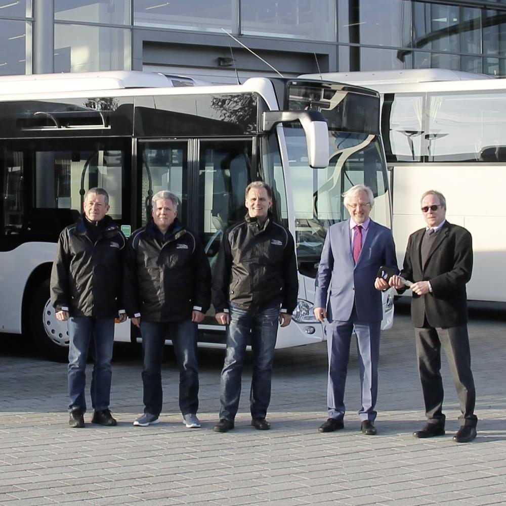 Fast eine Million für neue Busse